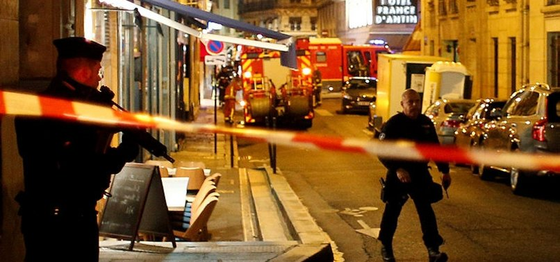 FRENCH GOVERNMENT SAYS IT FOILED ATTACK, 2 BROTHERS HELD