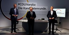 Merkel's CDU party electing new leader