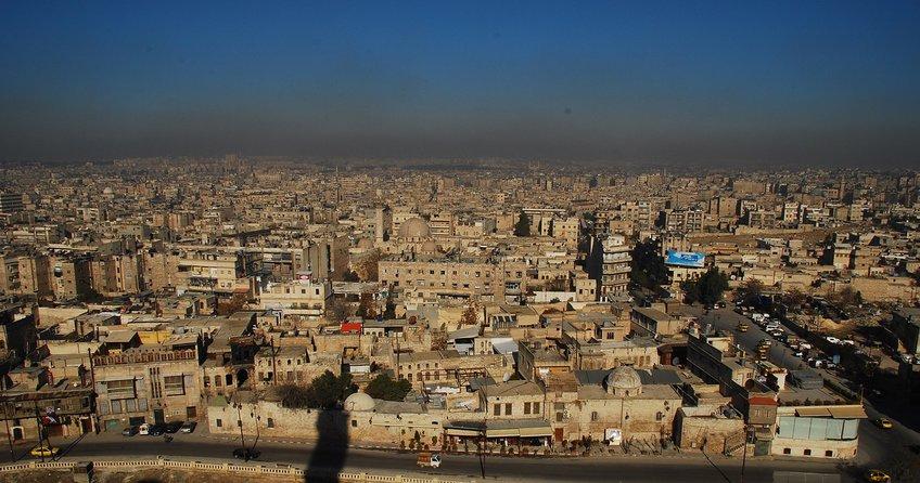 Ateşkes sonrası Halep'te ilk hava saldırıları