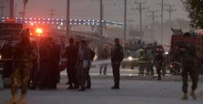 Suicide attack in Afghan capital kills 15 cadets