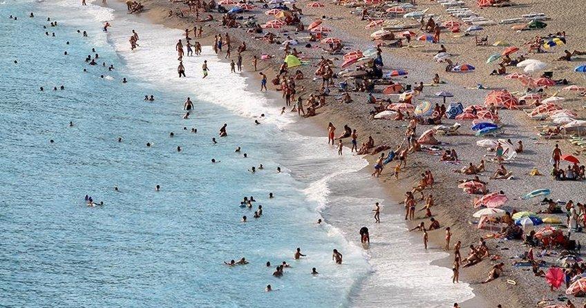 Alman turistin Türkiyeye ilgisi arttı