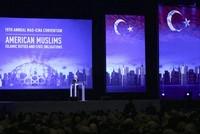 تُشارك تركيا على مستوى رئاسة الجمهورية والعديد من المنظمات والمؤسسات المدنية في المؤتمر الذي تنظمه جمعية مسلمي أمريكا بالتعاون مع الجالية المسلمة في قارة أمريكا الشمالية، في مدينة شيكاغو غربي...