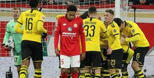 Dortmund crush Mainz 4-0 to make it three wins in a row