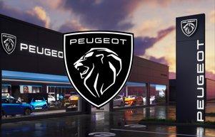 İşte Peugeotun yeni logosu