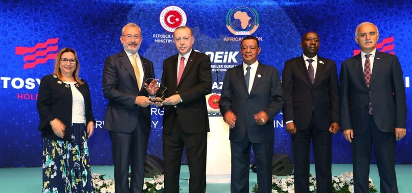TURKEYS MULTIDIMENSIONAL AFRICAN POLICY CEMENTS ECONOMIC TIES WITH CONTINENT