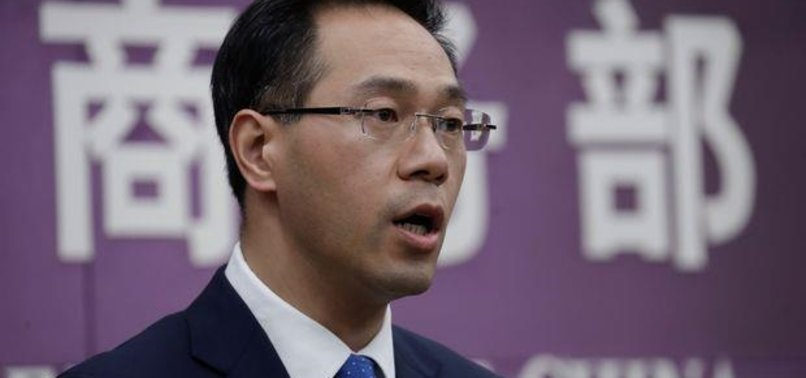 CHINA SAYS US REVOKING OF CHINESE APPS BAN A POSITIVE STEP
