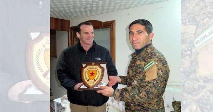 McGurk'ten kritik 'YPG' açıklaması