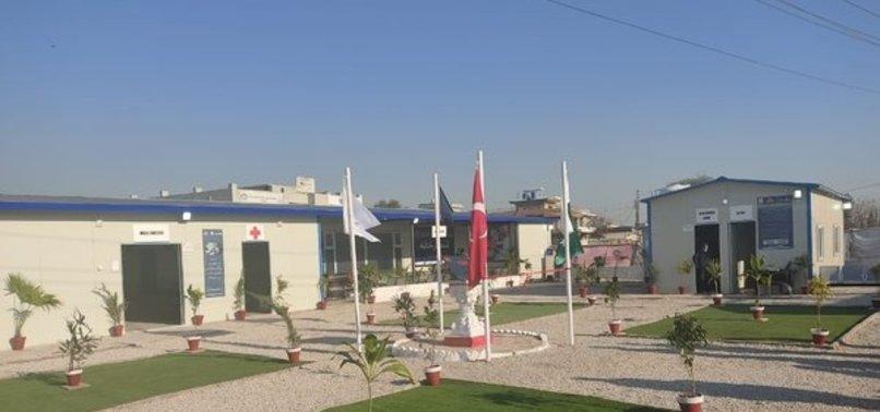 TURKEY OPENS UNIT FOR KIDS WITH BLOOD DISEASE IN PAKISTAN