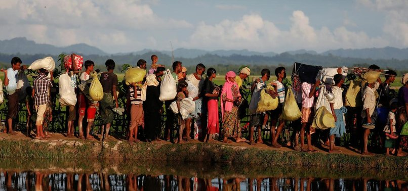 ROHINGYA MUSLIMS PREFER DEATH TO LIFE WITHOUT RIGHTS IN MYANMAR