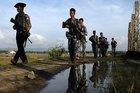 Myanmar'ın Bangladeş sınırına döşediği mayınlar görüntülendi