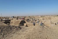 The project to find the tomb of Seljuk Sultan Alp Arslan, carried out under the sponsorship of the Turkish Cooperation and Coordination Agency (TİKA) in Turkmenistan has been paused after it was...