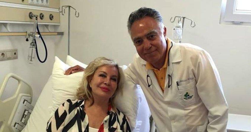 Emel Sayın'ın hastanedeki fotoğrafı korkuttu