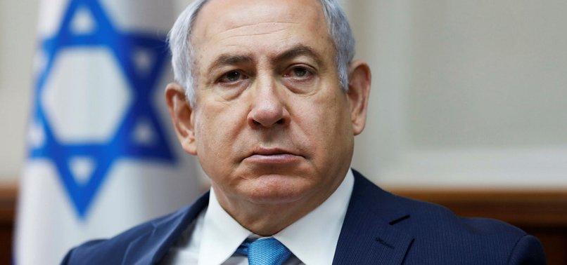 ISRAEL POLICE GRILL PREMIER NETANYAHU ON NEW FRAUD CASE