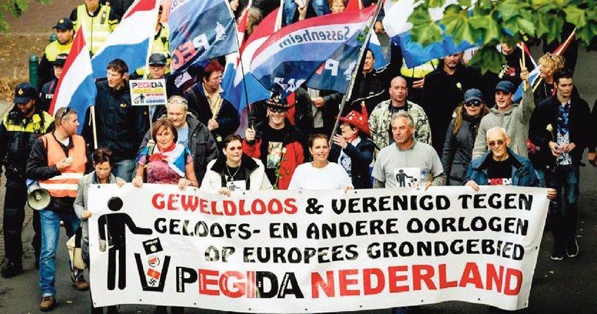 Hollanda'da tehlikeli izin