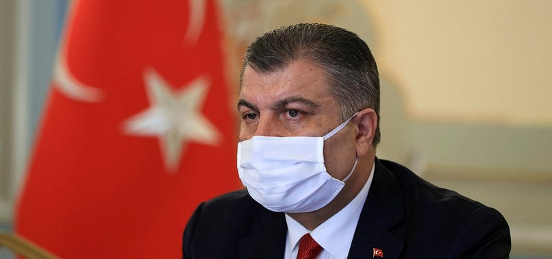TURKISH HEALTH MINISTER WARNS OF RISING VIRUS CASES IN ISTANBUL