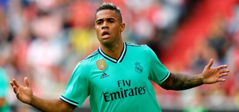 REAL MADRID'S MARIANO TESTS POSITIVE FOR CORONAVIRUS