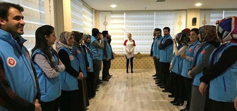 MORE THAN 80 TURKISH PHILANTHROPISTS TO VISIT SYRIA