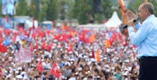 Hundreds of thousands gather in Istanbul for AK Party rally