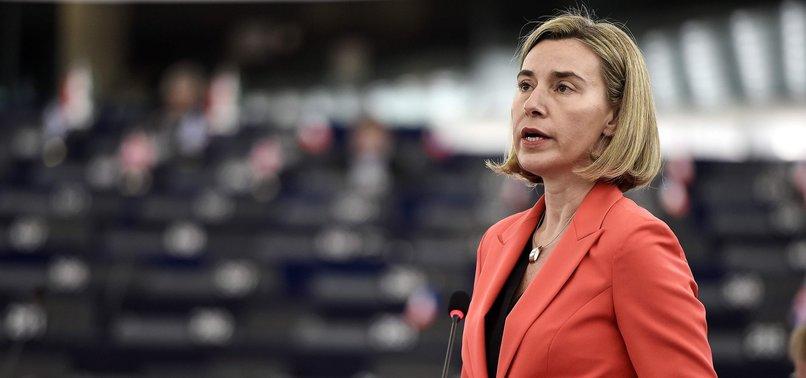 EU MAINTAINS STANCE ON ISRAELI SETTLEMENTS