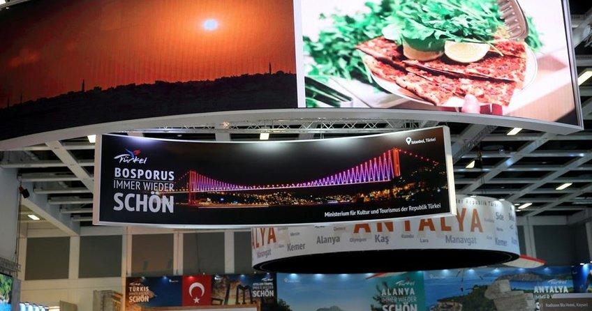 ITB'ye Türkiye çıkarması