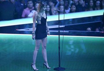 Miley Cyrusın dramatik 2019 MTV performansı