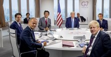 At G7 summit, Trump offers Brexit Britain a