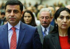HDP Eş Başkanları iddianamesi hazır! İşte Demirtaş ve Yüksekdağ için istenen hapis cezası
