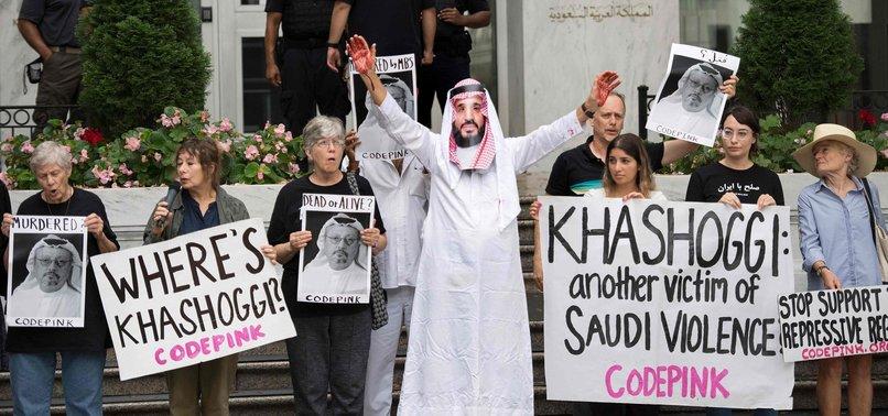 SAUDI PRINCE ALLEGEDLY SEEKS TO LURE JAMAL KHASHOGGI - REPORT