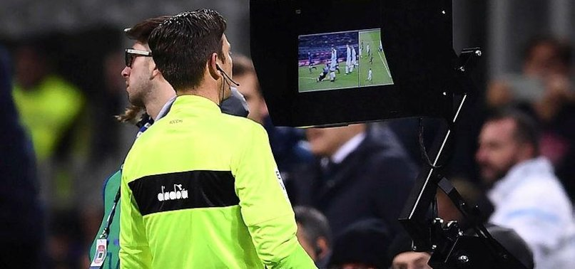 UEFA: VAR TO BE USED IN EURO PLAY-OFFS AND WORLD CUP QUALIFIERS