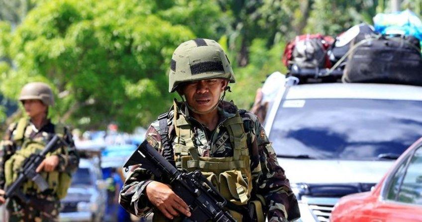 Terör örgütü DEAŞ, Filipinler'de kilise bastı!