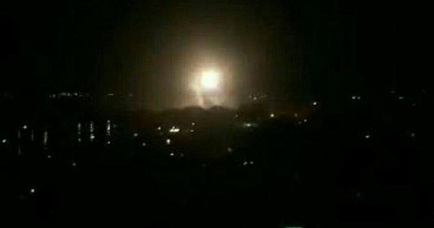 ABD, Suriyeyi vurdu