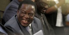Zimbabwe's ruling party party: Fired VP should be president