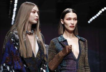 Milano Moda Haftası'ndan güzellik görünümleri