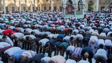 2018 Ramazan Bayramı namazı saat kaçta?