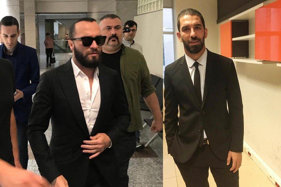 ARDA TURAN-BERKAY ŞAHİN DAVASINDA MAHKEME KARARINI VERDİ...