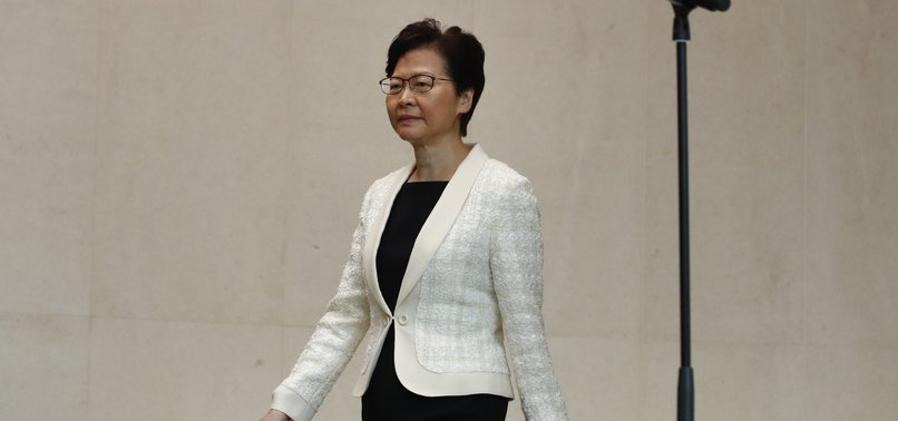 HONG KONG LEADER TO FORMALLY WITHDRAW EXTRADITION BILL: REPORT