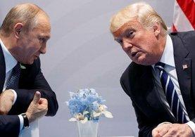 Trump ve Putin G20'de iki kez görüşmüş