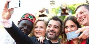 Cannes Film Festivalinde selfie yasağı