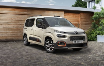 2019 Citroen Berlingo Multispace