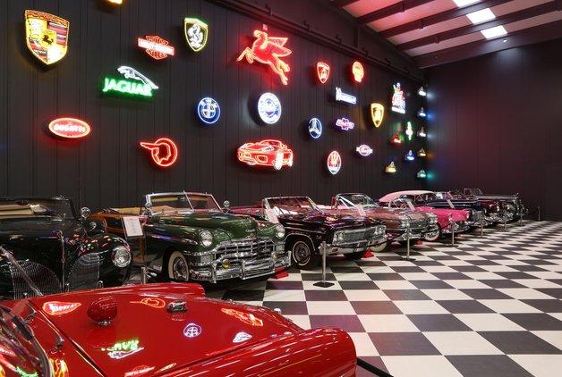 Klasik otomobil cenneti: KEY Museum