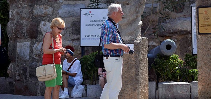 TURKEY EXPECTS OVER 5M TOURISTS FROM GERMANY THIS YEAR