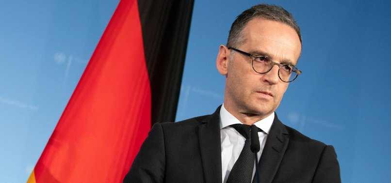 GERMAN FM MAAS TO RAISE FATE OF UIGHURS ON TRIP TO CHINA