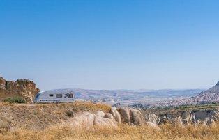 Enjoy your caravan holiday in Turkey's wonderful spots