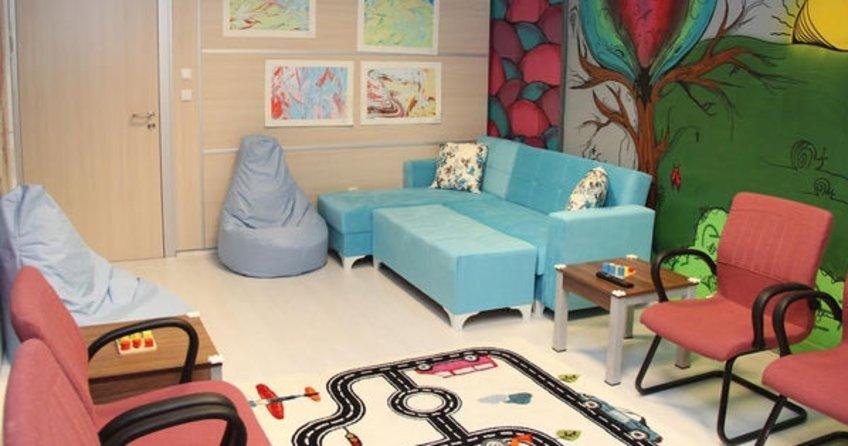 Çağlayan Adliyesi'nde 'adli görüşme odaları(AGO)' açıldı