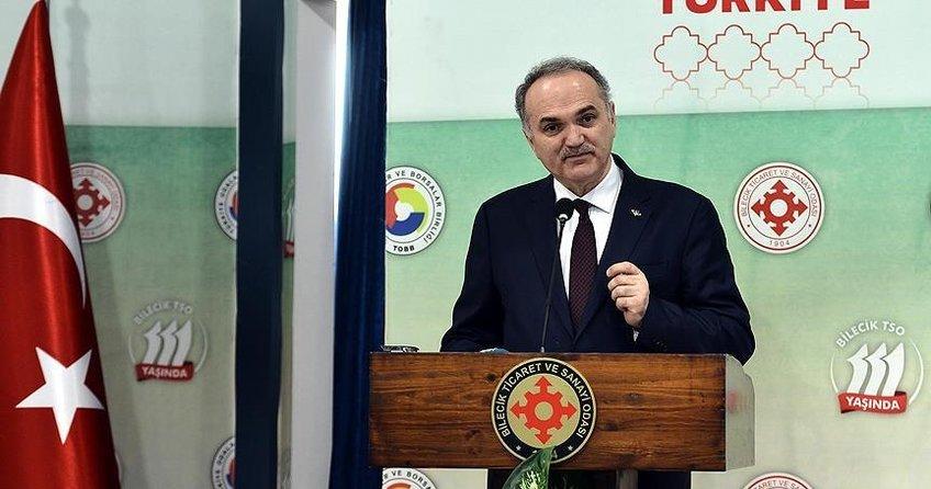 Bilim Teknoloji ve Sanayi Bakanı Özlü: ''KOBİ'lere verilen krediye 770 bin başvuru geldi'' dedi.