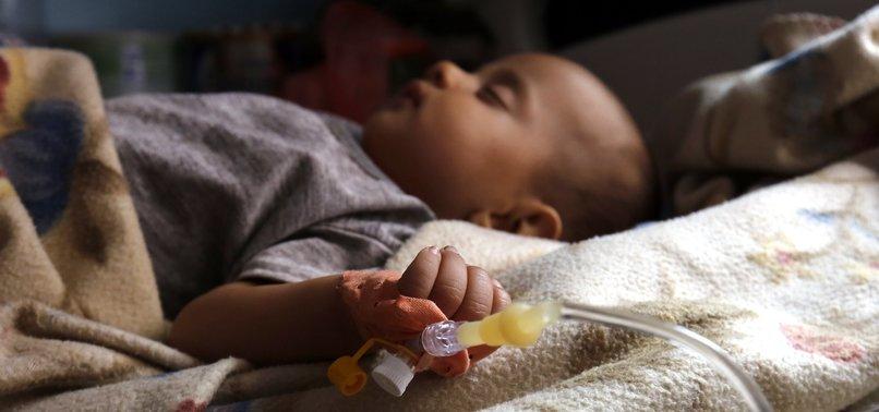 CHOLERA KILLS 1,869 PEOPLE IN YEMEN: WHO