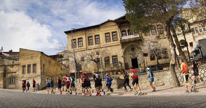 Kapadokya'da Koşu Kampı
