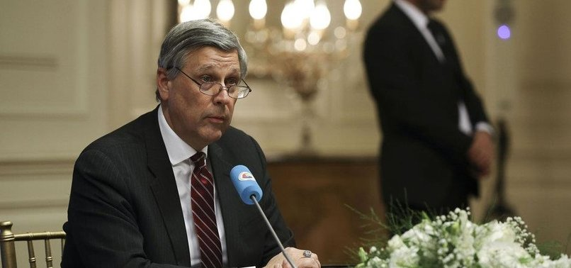 ANKARA SUMMONS US CHARGE D'AFFAIRES OVER SYRIA ISSUE