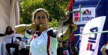 Turkish bow woman scores golden medal in archery