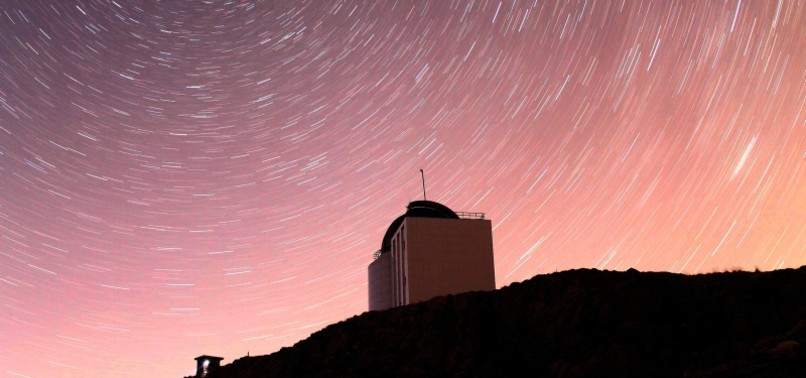 TURKISH ASTRONOMERS CALL FOR LEGISLATION AGAINST LIGHT POLLUTION